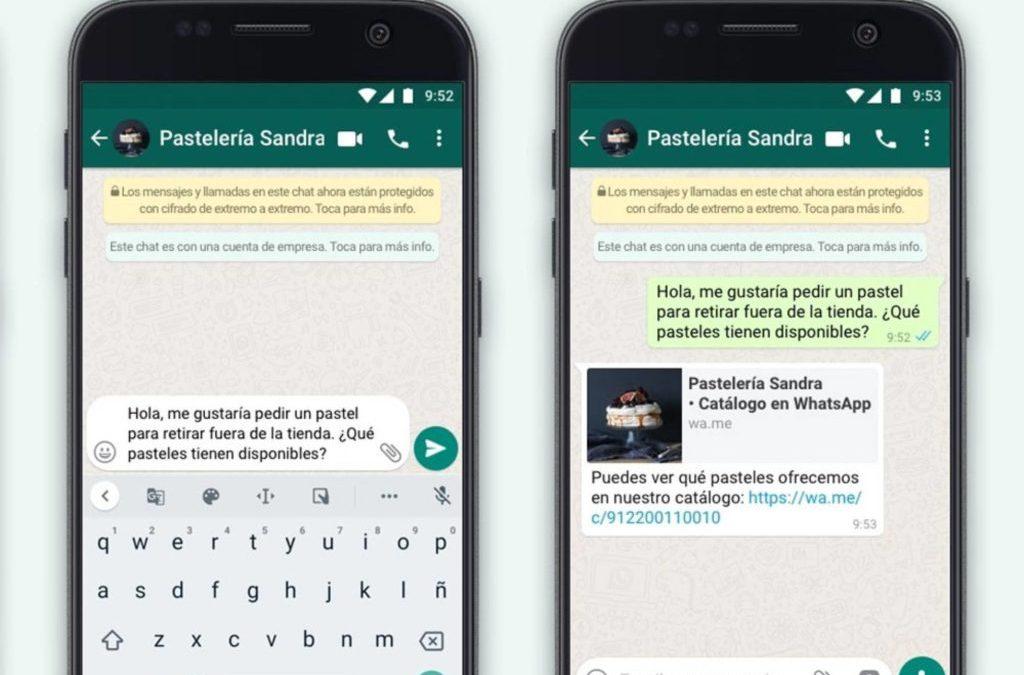 Digitaliza tu empresa y contacta con tus clientes gracias a  Whatsapp Business.